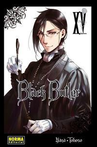 Libro BLACK BUTLER 15
