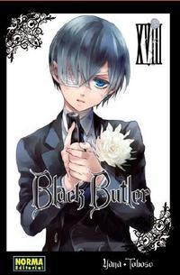 Libro BLACK BUTLER 18