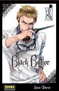 Libro BLACK BUTLER 21