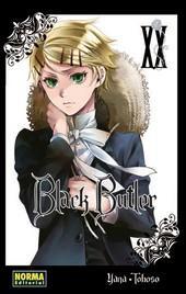 Libro BLACK BUTLER Nº 20