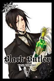 Libro BLACK BUTLER VOL. 5