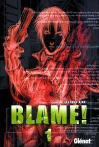 Libro BLAME 1