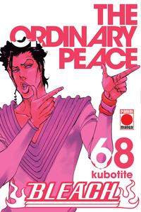 Libro BLEACH Nº 68: THE ORDINARY PEACE