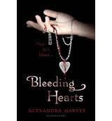 Libro BLEEDING HEARTS