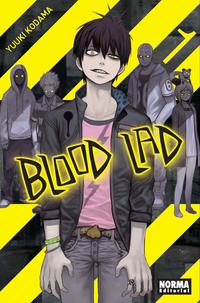 Libro BLOOD LAD 1