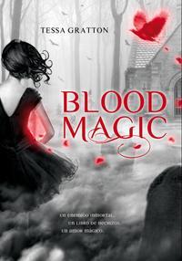 Libro BLOOD MAGIC