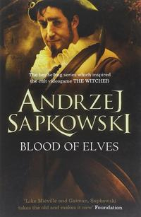 Libro BLOOD OF ELVES