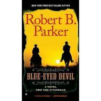 Libro BLUE-EYED DEVIL