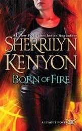 Libro BORN OF FIRE