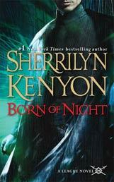 Libro BORN OF NIGHT