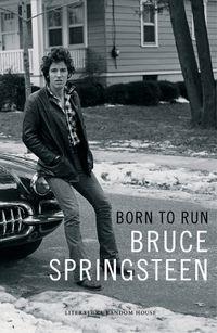 Libro BORN TO RUN