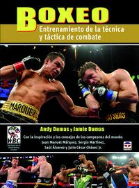 Libro BOXEO. ENTRENAMIENTO DE LA TECNICA Y TACTICA DE COMBATE