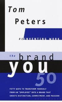 Libro BRAND YOU 50