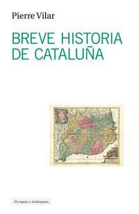 Libro BREVE HISTORIA DE CATALUÑA