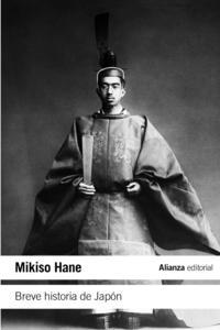 Libro BREVE HISTORIA DE JAPON