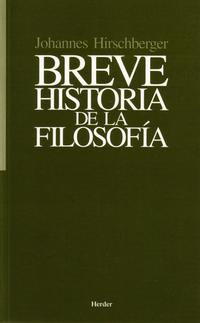 Libro BREVE HISTORIA DE LA FILOSOFIA