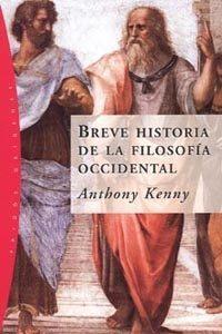 Libro BREVE HISTORIA DE LA FILOSOFIA OCCIDENTAL