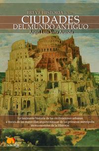 Libro BREVE HISTORIA DE LAS CIUDADES DEL MUNDO ANTIGUO