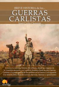 Libro BREVE HISTORIA DE LAS GUERRAS CARLISTAS