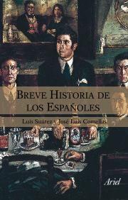 Libro BREVE HISTORIA DE LOS ESPAÑOLES