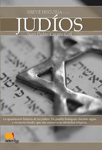 Libro BREVE HISTORIA DE LOS JUDIOS