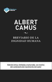 Libro BREVIARIO DE LA DIGNIDAD HUMANA