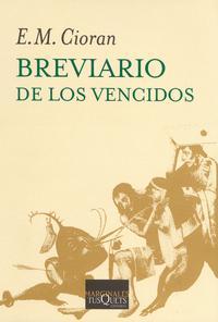 Libro BREVIARIO DE LOS VENCIDOS