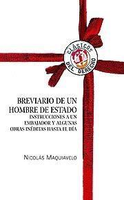 Libro BREVIARIO DE UN HOMBRE DE ESTADO