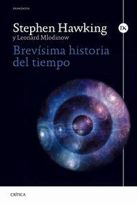 Libro BREVISIMA HISTORIA DEL TIEMPO