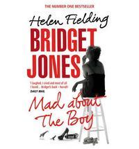 Libro BRIDGET JONES MAD ABOUT THE BOY