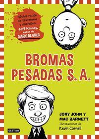 Libro BROMAS PESADAS S.A.