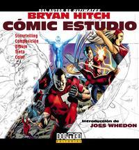 Libro BRYAN HITCH: COMIC STUDIO