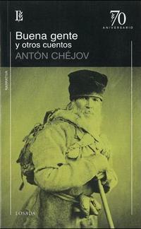 Libro BUENA GENTE Y OTROS CUENTOS