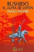 Libro BUSHIDO: EL ALMA DE JAPON