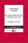 Libro CABALLERO DE LAS ESPUELAS