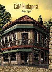 Libro CAFE BUDAPEST