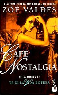 Libro CAFE NOSTALGIA