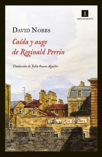 Libro CAIDA Y AUGE DE REGINALD PERRIN