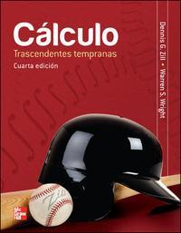 Libro CALCULO. TRASCENDENTES TEMPRANAS4ª ED