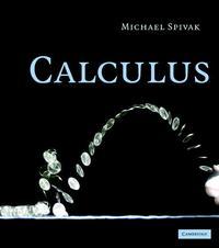 Libro CALCULUS 3ED