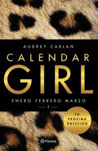 Libro CALENDAR GIRL 1