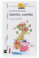 Libro CAMILON, COMILON