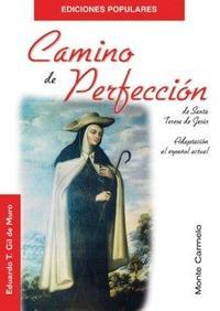 Libro CAMINO DE PERFECCION DE SANTA TERESA DE JESUS