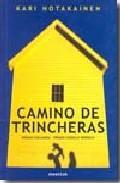 Libro CAMINO DE TRINCHERAS