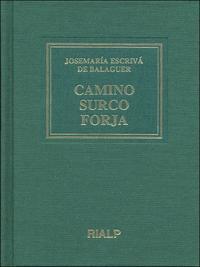 Libro CAMINO; SURCO; FORJA