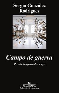 Libro CAMPO DE GUERRA