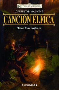 Libro CANCION ELFICA
