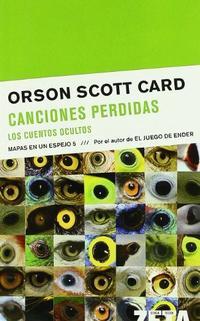 Libro CANCIONES PERDIDAS: LOS CUENTOS OCULTOS: MAPAS EN UN ESPEJO 5