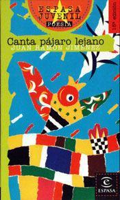 Libro CANTA PAJARO LEJANO