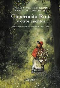 Libro CAPERUCITA ROJA Y OTROS CUENTOS